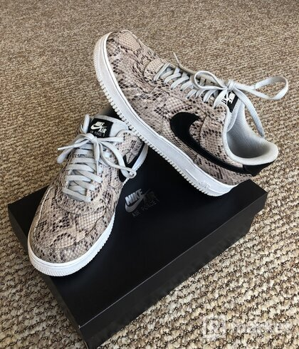 Air force 1 snakeskin 44