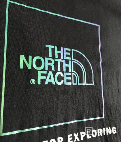 The North Face - HOLOGRAPHIC RAG BOX