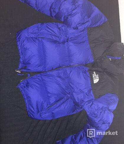 The North Face Nuptse M 1996 Cobalt blue