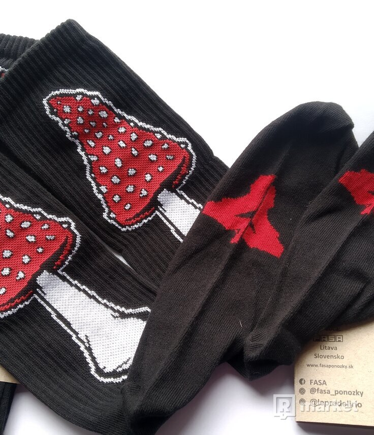 Lepra Delirio ponožky