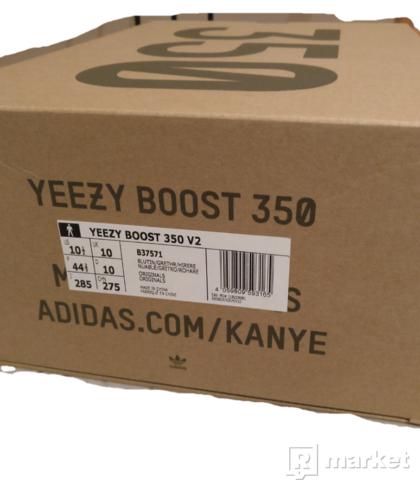 Adidas Yeezy 350 Boost V2 Blue Tint UK 10 - US 10.5 - EU 44 2/3