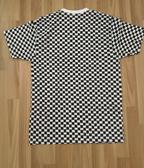Supreme/Hanes Checker tagless tees