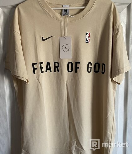 Nike x Fear of God FOG NBA tee