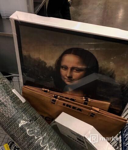 Virgil x Ikea - Mona Lisa