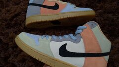 Nike SB Dunk High Spektrum