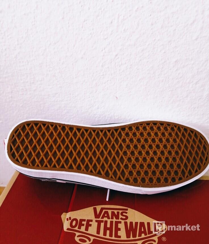 Vans Ward Flame