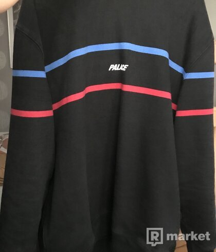 PALACE DOUBLE RIPPLE HOODIE