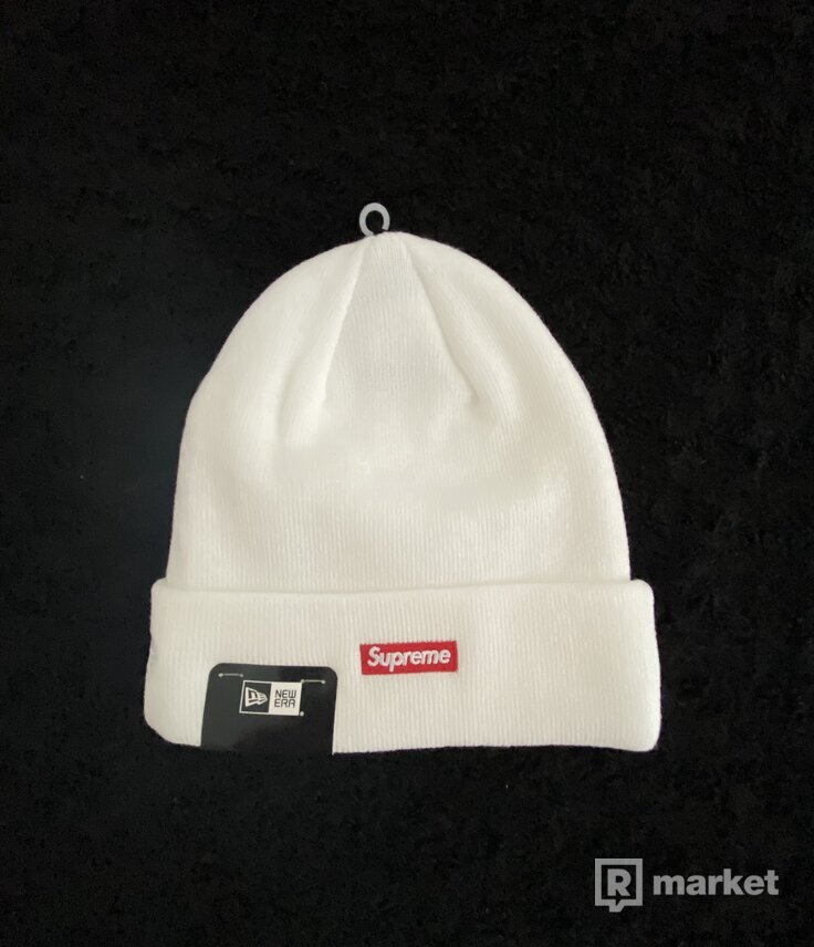 Supreme New Era Swarovski S logo