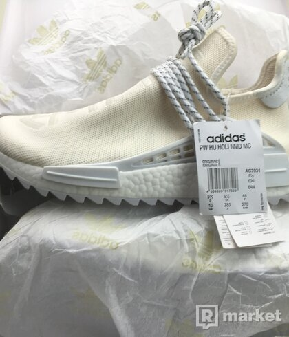 "Adidas Human Race ""Blank Canvas"""