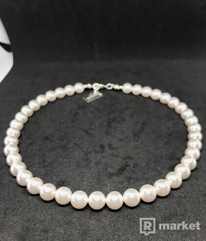 Swarovski perlový náhrdelník