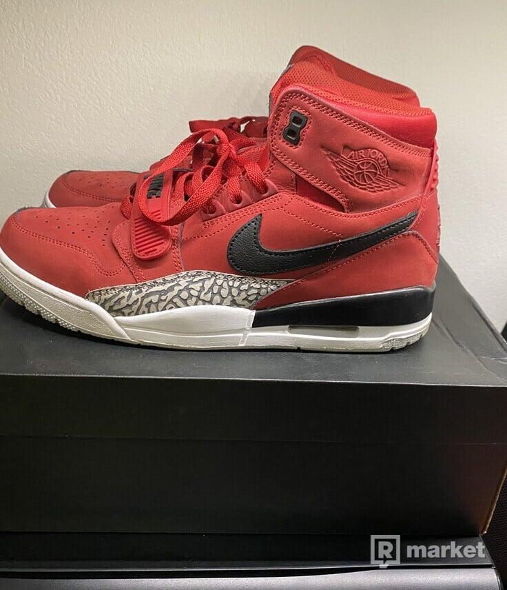 Jordan 312 legacy red