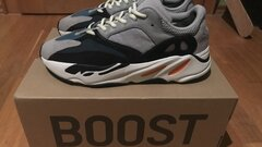 adidas Yeezy Boost 700 Wave Runner Solid Grey