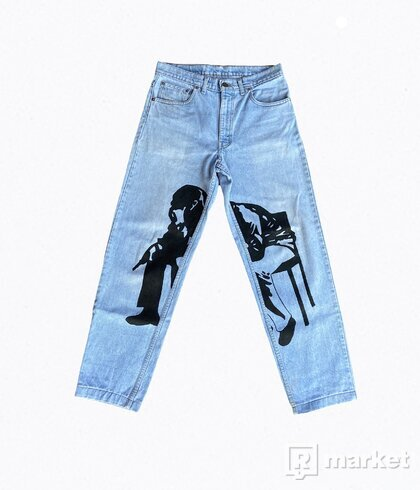 Mood Swing Mysery Denim