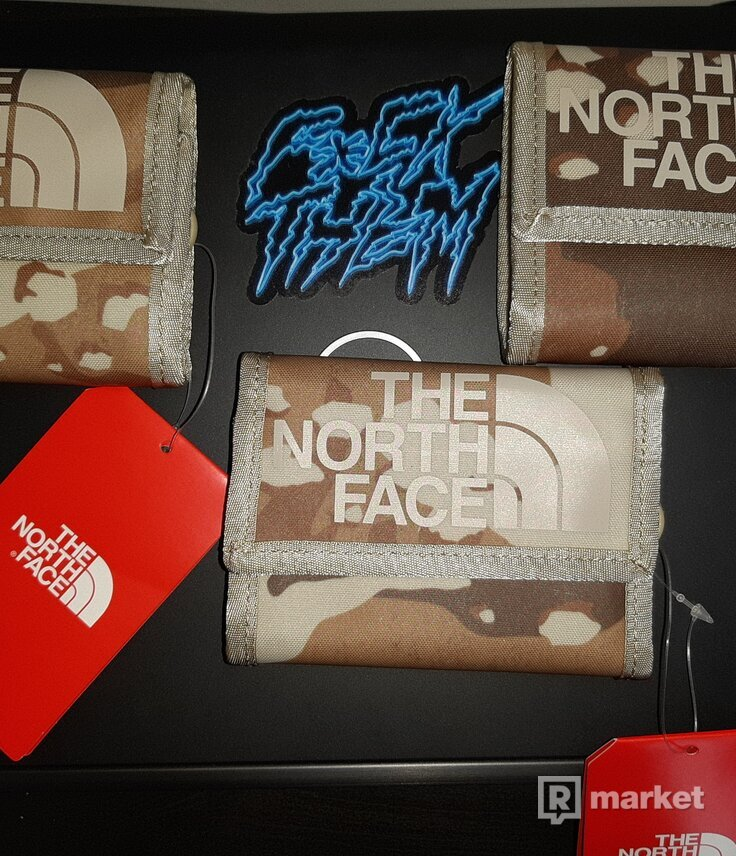 The North Face stuff