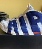 Nike Air more Uptempo ,knicks'