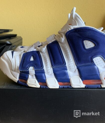 Nike Air more Uptempo ,knicks'