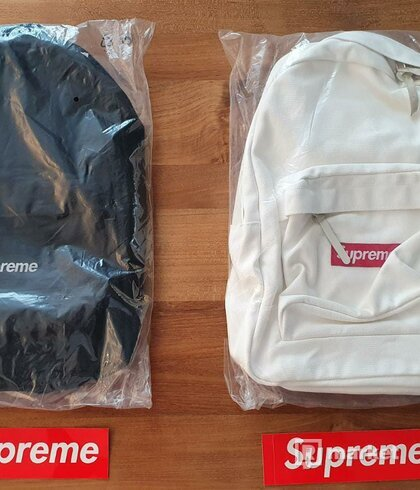Supreme Canvas Backpack (FW20)