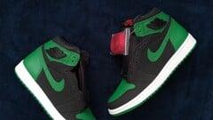 AJ1 PINE GREEN