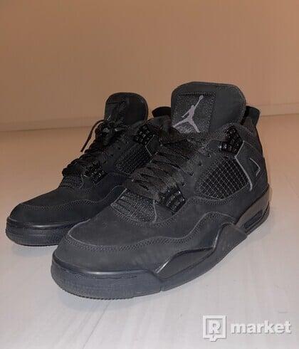 Jordan Retro 4 Black Cat