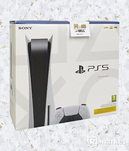 Sony Playstation 5 s diskovou mechanikou