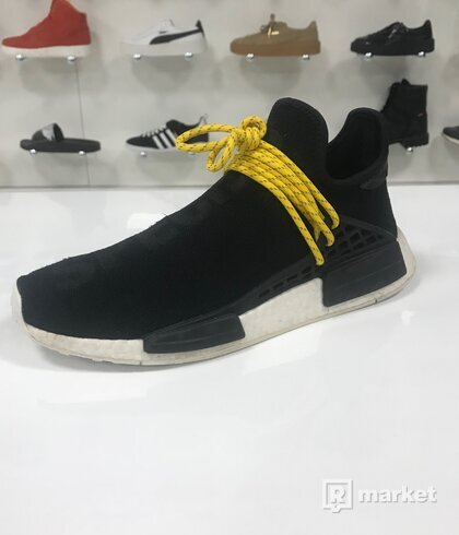 Adidas NMD x Pharrell Williams Human Race Black