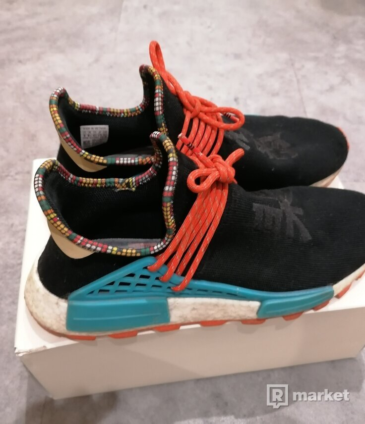 Adidas human race inspiration pack black