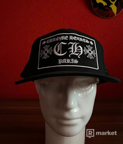 Chrome Hearts Paris Exclusive Hat
