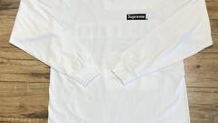 Supreme longsleeve/tričko