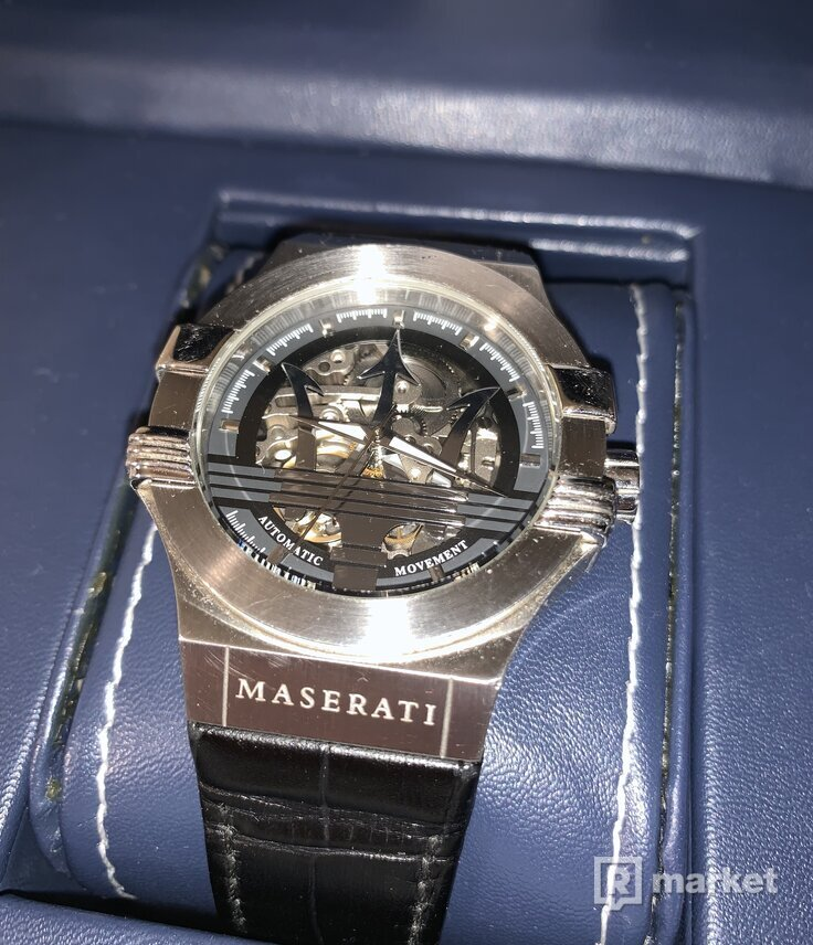 Panske Maserati hodinky