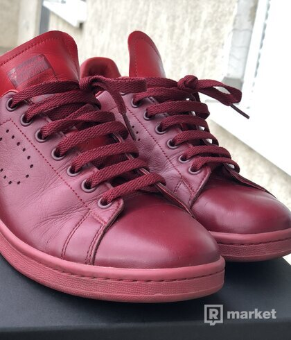 Adidas stan smith x raf simons