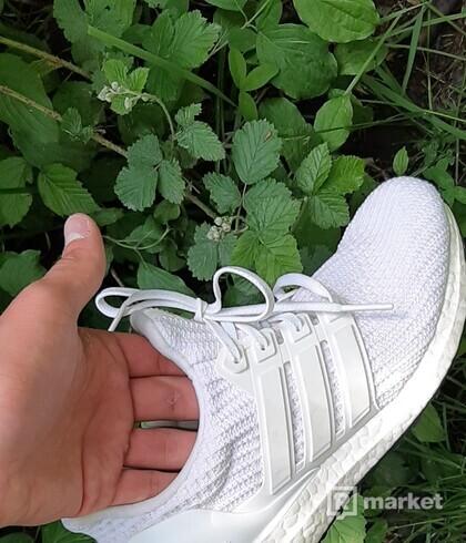 Adidas Ultra boost 3.0 Bílé