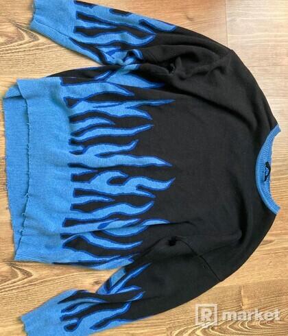 Flame sveter