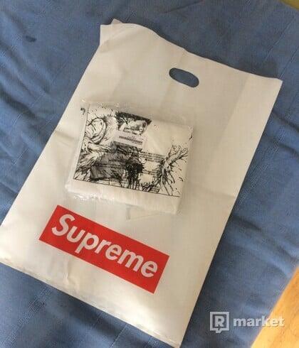 Supreme x Akira, arm tee