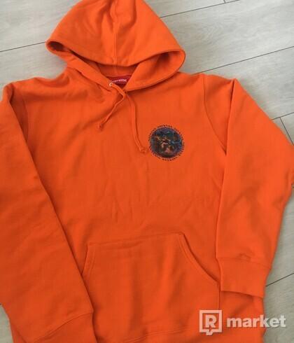 Supreme Embryo Hooded Sweatshirt