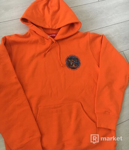 Supreme Embryo Hooded Sweatshirt