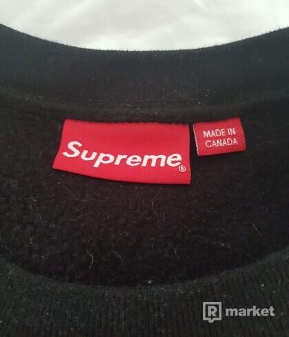 Supreme Box Logo fw18