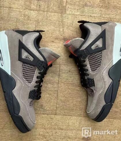 Air Jordan Retro 4 Taupe Haze
