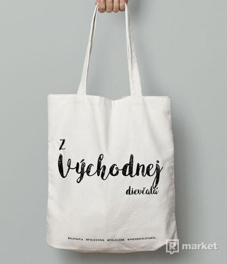 Bavlnená taška - VÝCHODNÁ