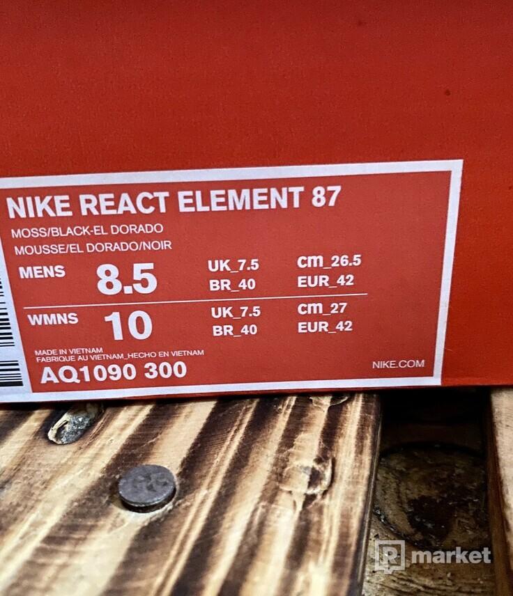 REACT ELEMENT 87 MOSS