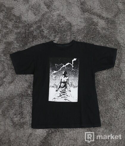 Fucking Awesome Print Tee Black