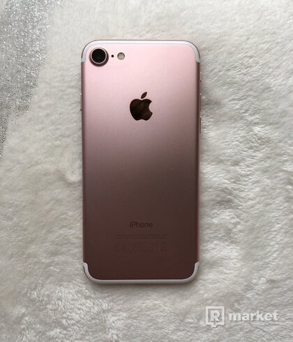 iPhone 7 128GB Rose Gold TOP stav