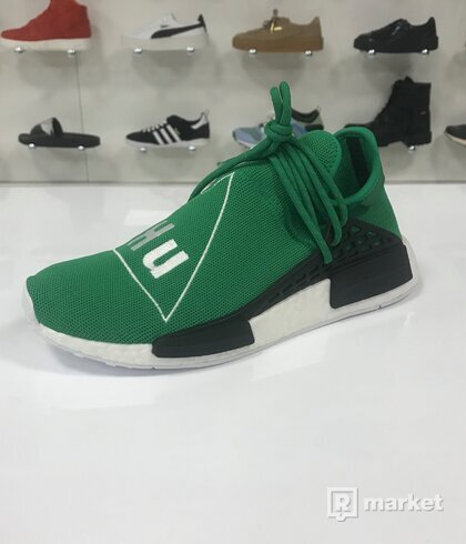 Adidas NMD x Pharrell Williams Human Race Green 1.0