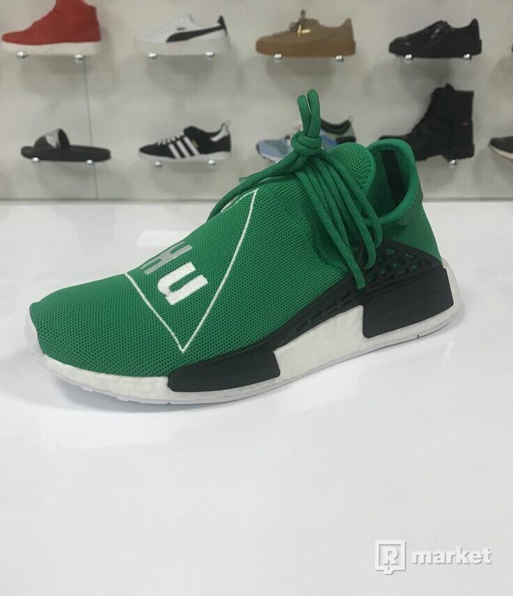 Adidas NMD x Pharrell Williams Human Race Green 1.0