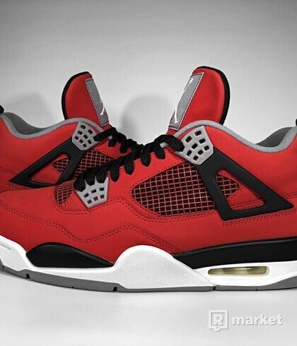 "Air Jordan Retro 4 ""Toro Bravo"""