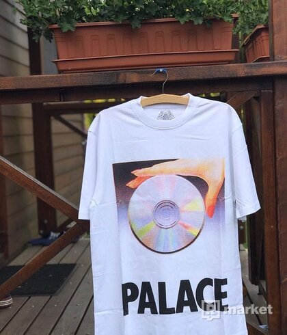 Palace See-D Tee