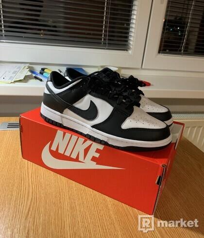 "Nike Dunk Low ""Panda"""