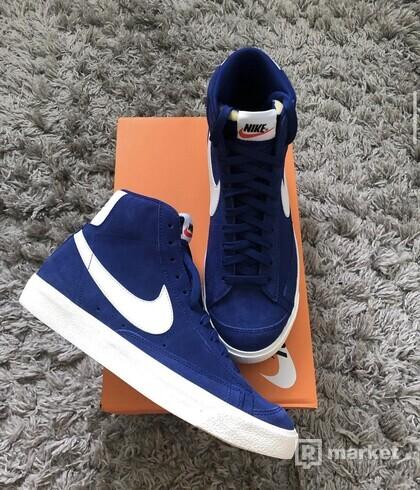Nike blazer modre