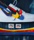 Nike Air Force Swoosh Pack 2018 White