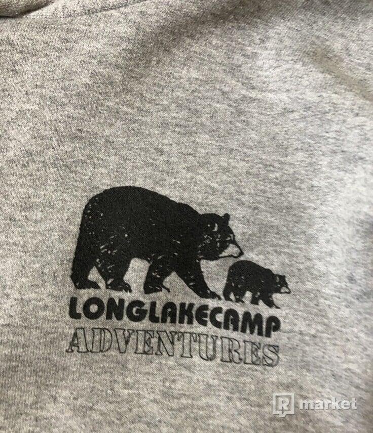 CHAMPION x LONGLAKECAMP hoodie