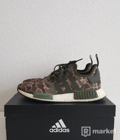 Adidas NMD_R1 Green Camo